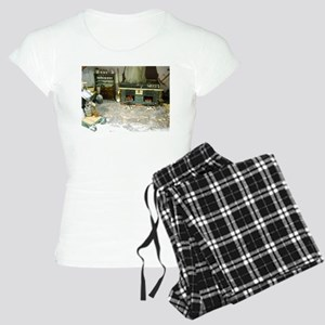 Woodworking Doll House Room Pajamas