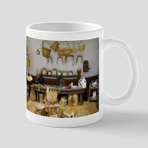 Basket Weaving Room Mug
