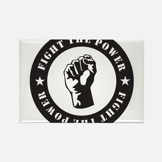 Protest Rectangle Magnet (100 pack)