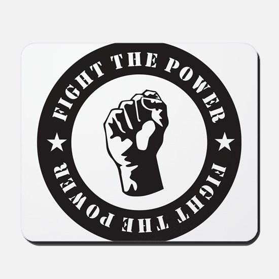 Protest Mousepad