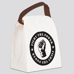 Protest Canvas Lunch Bag