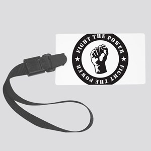 Protest Luggage Tag