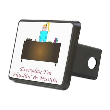 Library Hitch Cover