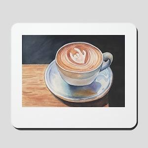 I Love You Coffee #2 Mousepad