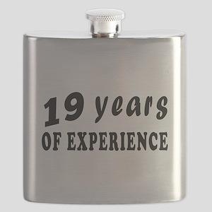 19 years birthday designs Flask