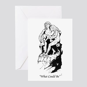 """""""What Could Be"""" Greeting Cards (Pk of 10)"""