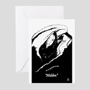 """Hidden"" Greeting Cards (Pk of 10)"