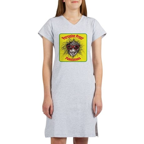 Porcupine Press Logo Women's Nightshirt