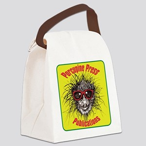 Porcupine Press Logo Canvas Lunch Bag