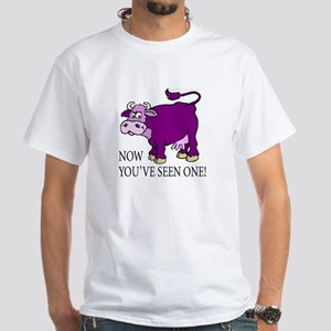4x4cow_purple2 T-Shirt