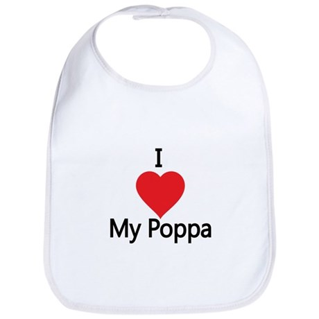 I love my poppa Bib