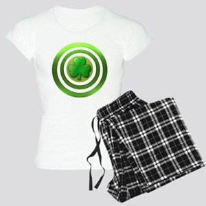 Shamrock Shield Women's Light Pajamas