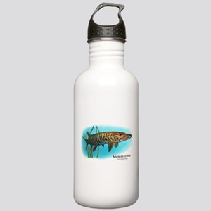 Muskellunge Stainless Water Bottle 1.0L