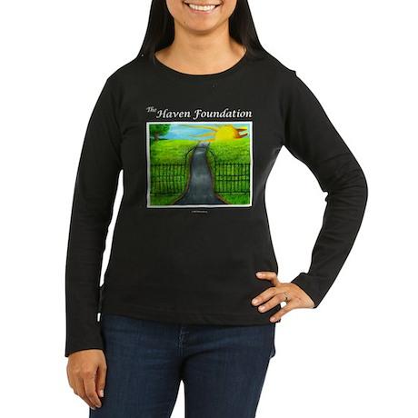 Revised Black Haven Long Sleeve T-Shirt