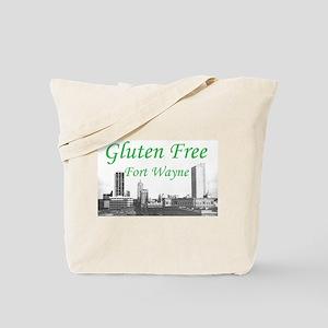 Gluten Free Fort Wayne Tote Bag