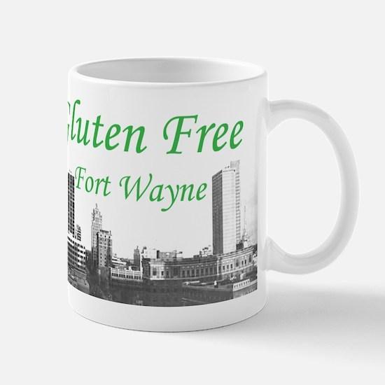 Gluten Free Fort Wayne Mug