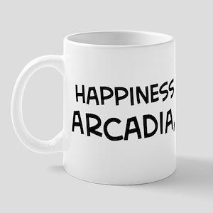 Arcadia - Happiness Mug