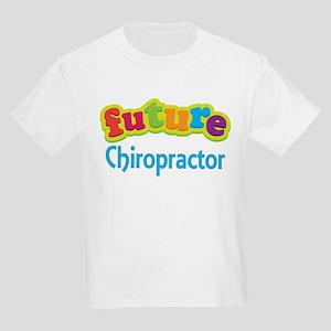 Future Chiropractor Kids Light T-Shirt