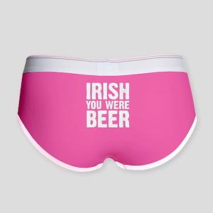 I Wish You Were Beer Women's Boy Brief