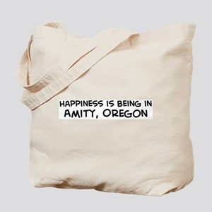 Amity - Happiness Tote Bag