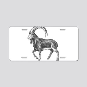 Ram Aluminum License Plate