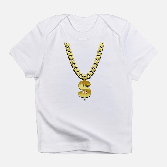 Gold Chain Infant T-Shirt