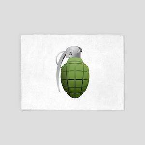 Grenade 5'x7'Area Rug