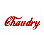 Chaudry name Wall Sticker