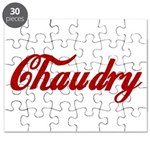 Chaudry name Puzzle