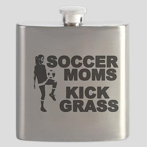 SOCCER MOMS Flask