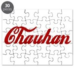Chauhan name Puzzle