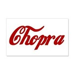 Chopra name Wall Sticker
