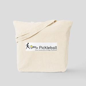 Simply Pickleball Tote Bag