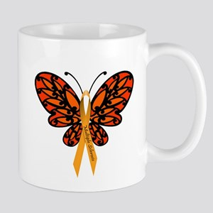 MS Awareness Butterfly Ribbon Mug