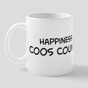 Coos County - Happiness Mug