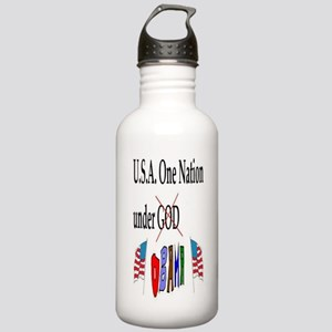 USA Obama Water Bottle