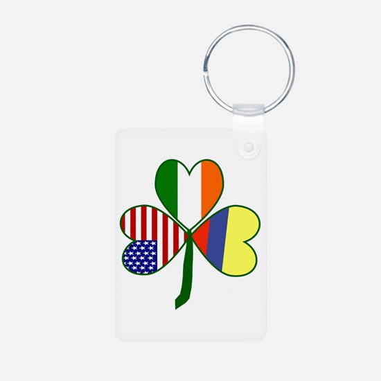 Shamrock of Colombia Keychains