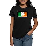 Irish Sports Logo Women's Dark T-Shirt