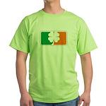 Irish Sports Logo Green T-Shirt
