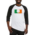 Irish Sports Logo Baseball Jersey