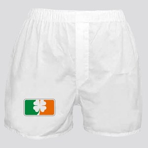Irish Sports Logo Boxer Shorts