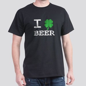 I Charm Beer Dark T-Shirt