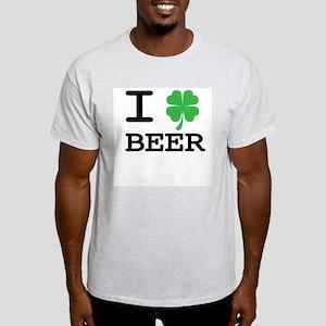 I Charm Beer Light T-Shirt