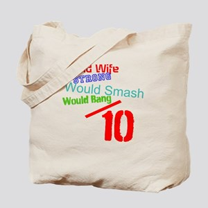10/10 Tote Bag