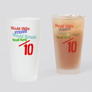 10/10 Drinking Glass