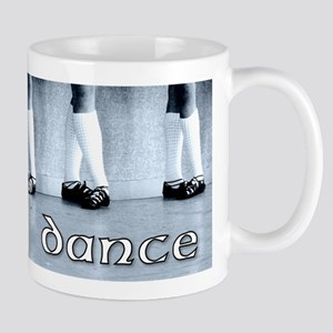blue_dancersline Mugs