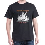 Never Forget U.S. Vet Dark T-Shirt