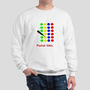 Twist This Sweatshirt