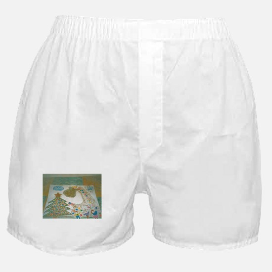 Christophers Angel Two. Boxer Shorts
