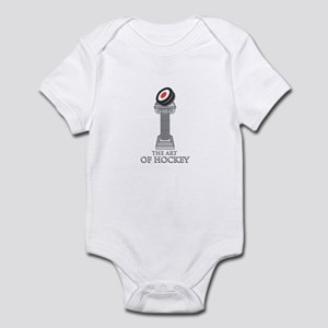 The Art of Hockey Infant Bodysuit